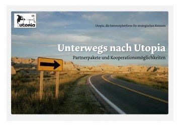 Utopia Kooperationspakete