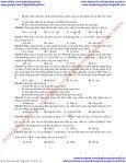 Đề thi thử THPTQG 2017 Vật Lý Sở GDĐT Tuyên Quang Lần 2 THPT Triệu Sơn 2 Lần 3 Quỳnh Côi Lần 2 Quảng Xương 1 Chuyên Lam Sơn Lần 2 có lời giải - Page 2