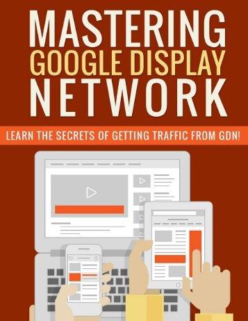 Mastering Google Display Network