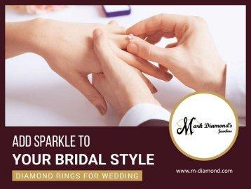 Diamond Wedding Rings - Jewelry Stores in Albuquerque