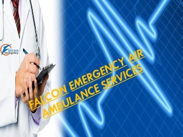 Searching for Immediate Air Ambulance Service in Vellore and Thiruvananthapuram
