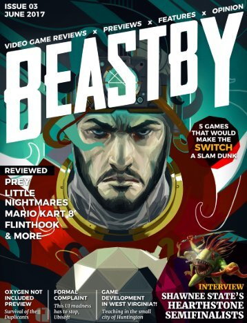 Beastby - Issue 03 June 2017