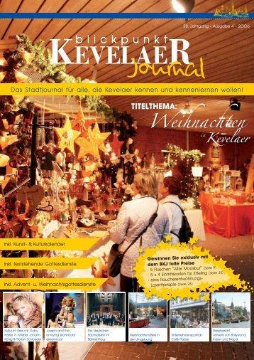 TITELTHEMA: - Blickpunkt Kevelaer (Journal)