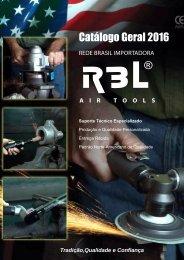 Catalogo Geral RBL 2016