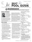 2017 Pool Guide and Summer CenterPost - Page 3