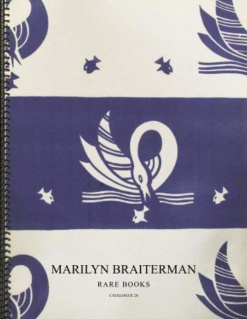 MARILYN BRAITERMAN