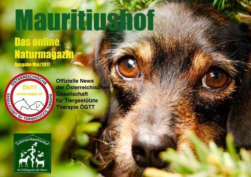Mauritiushof Naturmagazin Mai 2017
