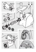 Multiquick 7 - Braun Consumer Service spare parts use instructions ... - Page 3