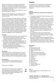 Multiquick 7 - Braun Consumer Service spare parts use instructions ... - Page 5