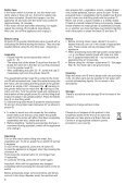 Multiquick 7 - Braun Consumer Service spare parts use instructions ... - Page 6