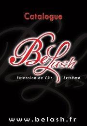 Catalogue Belash