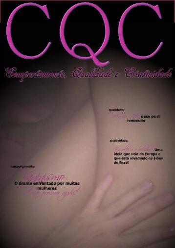 CQC - Comportamento, Qualidade e Criatividade