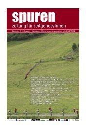 klangspuren zeitung sept05 - Klangspuren Schwaz Tirol