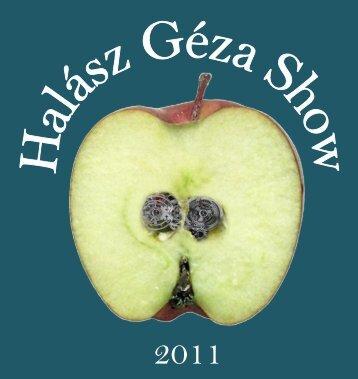 Halász Géza Show 2011