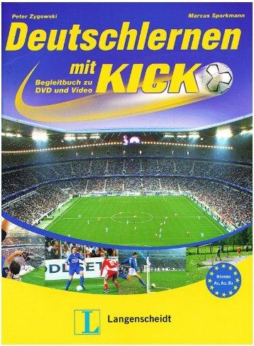 Deutschlernen mit Kick