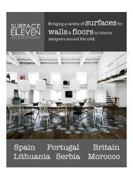 SURFACE ELEVEN Brochure