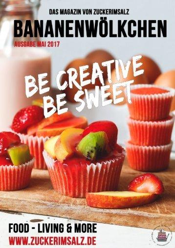 Bananenwölkchen - Be Creative Be Sweet - Das Magazin von Zuckerimsalz