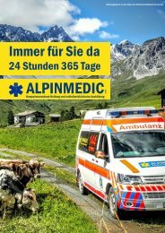 Portfolio Alpinmedic
