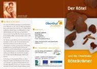 Flyer Roetel - Gemeinde Oberthal