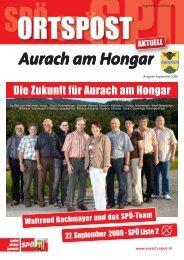 GRW 09.pmd - SPÖ Aurach