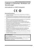 Sony VPCEF2S1R - VPCEF2S1R Documents de garantie Allemand - Page 5