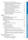 Sony HDR-CX500E - HDR-CX500E Consignes d'utilisation Polonais - Page 4