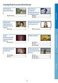 Sony HDR-CX500E - HDR-CX500E Consignes d'utilisation Finlandais - Page 6