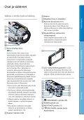Sony HDR-CX500E - HDR-CX500E Consignes d'utilisation Finlandais - Page 7