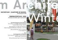 winterthur – quartiere im wandel oberwinterthur – hegi