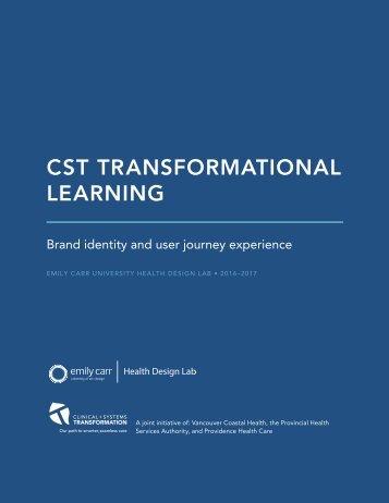 CST Process Book