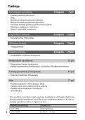 Sony ILCE-6300Z - ILCE-6300Z Mode d'emploi Lituanien - Page 6