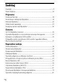 Sony HVL-F60M - HVL-F60M Istruzioni per l'uso Croato - Page 6