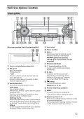 Sony MEX-N4100BT - MEX-N4100BT Consignes d'utilisation Croate - Page 5