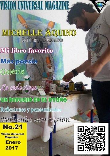 Edicion No.21 Mayo 2017