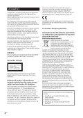 Sony CMT-SBT20B - CMT-SBT20B Consignes d'utilisation Norvégien - Page 2