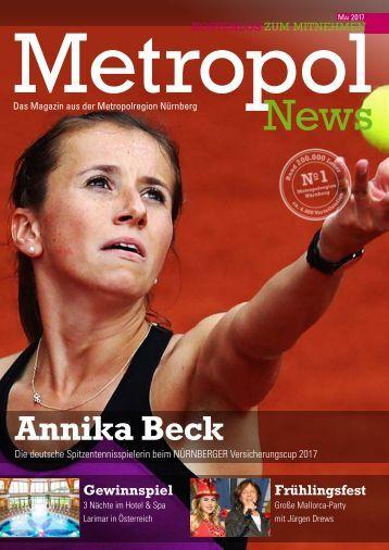 Metropol News Mai 2017