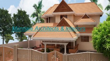Architects in Kerala