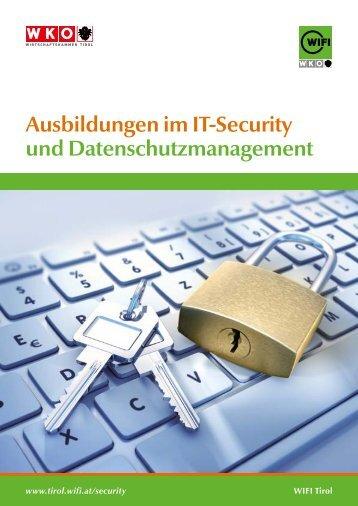 Security Datenschutz