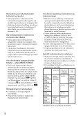 Sony HDR-CX350VE - HDR-CX350VE Consignes d'utilisation Danois - Page 4