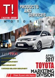 T! magazine