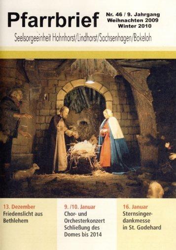 Priester in der Seelsorgeeinheit - Katholische Pfarrgemeinde St ...