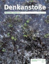 Welche Natur schützen wir? - Stiftung Natur und Umwelt Rheinland ...
