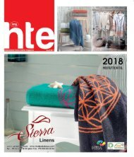 International Home Textile Magazine – April'17