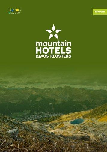 MountainHotels Sommer 2017
