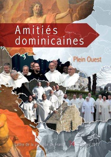 Amitiés Dominicaines 74