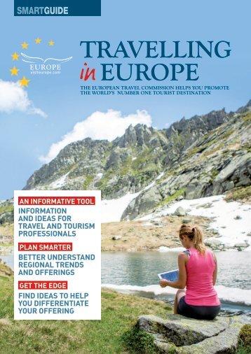 SMARTguide Europe Travel Commission