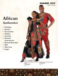Shades of Africa 2017-Summer-Retail-catalog-web