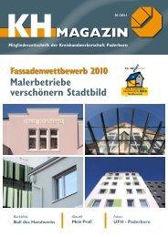 intern - Kreishandwerkerschaft Paderborn
