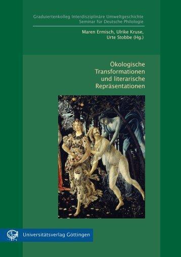 Ökologische Transformationen und literarische ... - Oapen