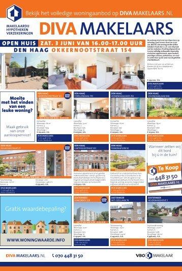 DIVA Makelaars, weekblad Zuidwesterkrant week 20